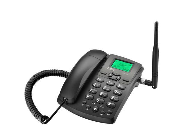 Imagem de Telefone Celular Rural Desbloqueado GSM-100 Elgin + Rádio Fm