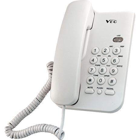 Imagem de Telefone com Bloqueador Vec KXT 3026