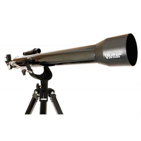 Imagem de Telescópio Ótico de Refração C/ Ampliação 56x, 168x, 175x e 525x - VIVITAR VIVTEL60700