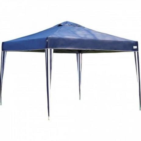 Tenda Gazebo X-Flex Dobravel Articulada 3x3 Mts - Mor - Gazebo ... 5f50aebaa7