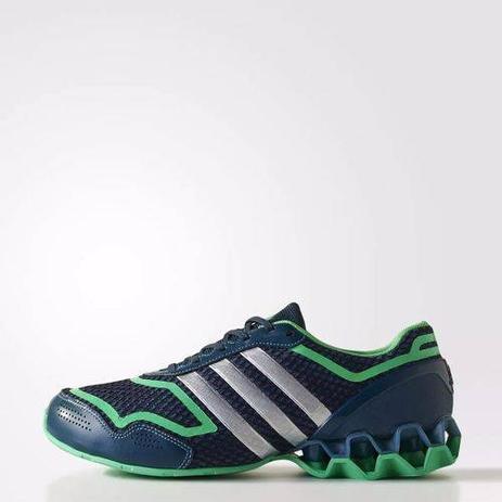 c0bb3708033 Tênis adidas cloudpacer - verde e preto - Tênis para Esportes ...