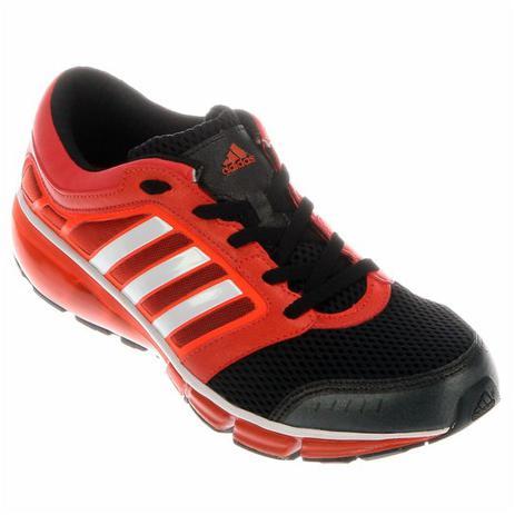 3b5fdb99096 Tênis adidas cosmic overrun - vermelho e preto - Tênis de Corrida ...