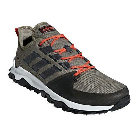 f6072e165ab Tênis Adidas Kanadia Trail - Chumbo - Masculino - Tênis de Corrida ...