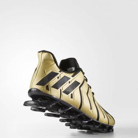 8abd45a053b Tênis Adidas Springblade Pro Preto Dourado - Tênis para Esportes - Magazine  Luiza