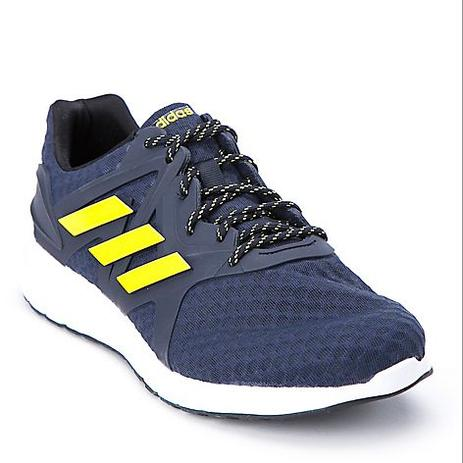 2c8b6cad909 Tênis Adidas Starlux Masculino - Azul Amarelo - Tênis de Corrida ...