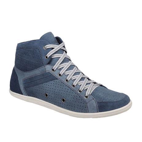 be7140a3704 Tênis cano alto masculino sandro moscoloni allisson azul jeans - Sandro  republic
