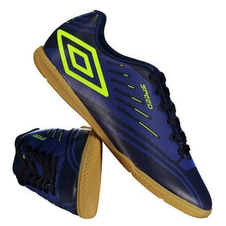 c641883d928a9 Tênis Chuteira Umbro Speed Iv Futsal Infantil 0f82053 - Chuteira ...