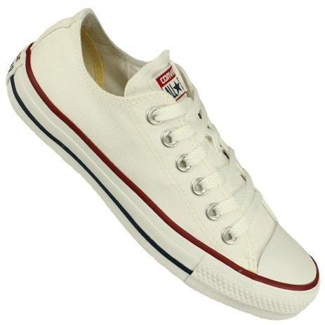 5a2589f24e4 Tênis Converse All Star Ct as Core Ox Cor Branco - Tênis - Magazine ...