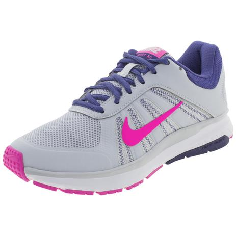 Tênis Dart 12 Msl Nike 831533 Cinzarosa Cinzarosa