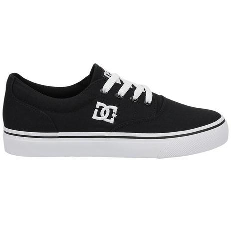 finest selection 625fd 625d5 Tênis DC Shoes New Flash 2 TX Masculino - Preto e Branco