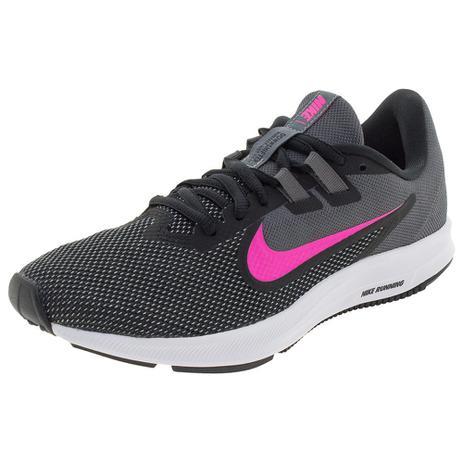 Tênis Downshifter 9 Nike Aq7486 Pretorosa Pretorosa