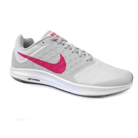 Tenis Feminino Downshifter 7 Nike 10 Brancopinkprata