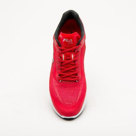ad074c53e15 Tênis Fila KR4 Masculino - Vermelho Preto - Tênis para Esportes ...