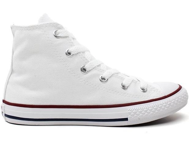 Menor preço em Tênis Infantil All Star Converse Hi CK0004 Branco - All star - converse