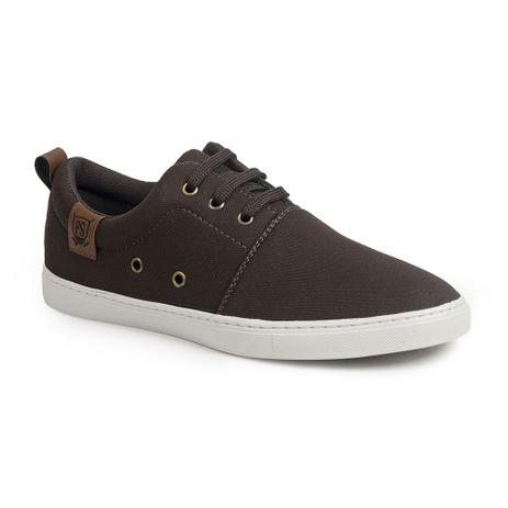 adec250301 Tênis masculino polo state tilly marrom escuro 9024 coffee - Eco canyon  store