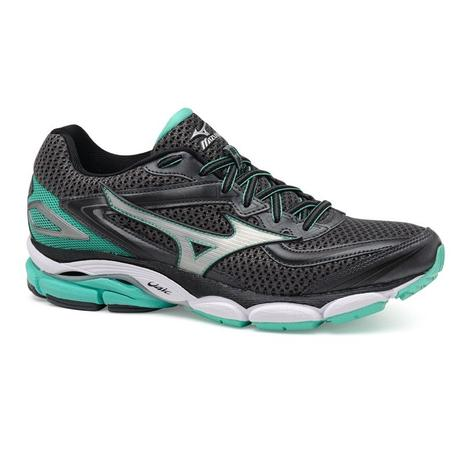sports shoes bc57d 2590e Tênis Mizuno Wave Ultima 8 P Feminino