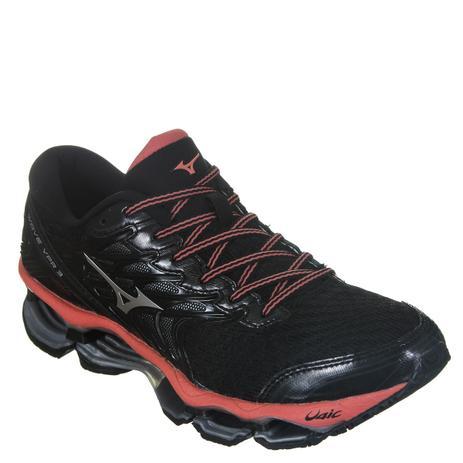 3f1e8f99049 Tênis Mizuno Wave Viper 3 Feminino Corrida - Caminhada - Tênis de ...
