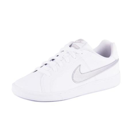 Tênis Nike Court Royale Brancoprata