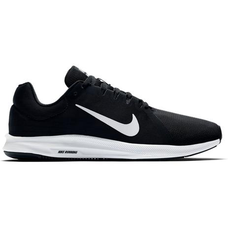100% authentic 3b167 203dd Tênis Nike Downshifter 8 Masculino - Preto e Branco - Tênis de ...