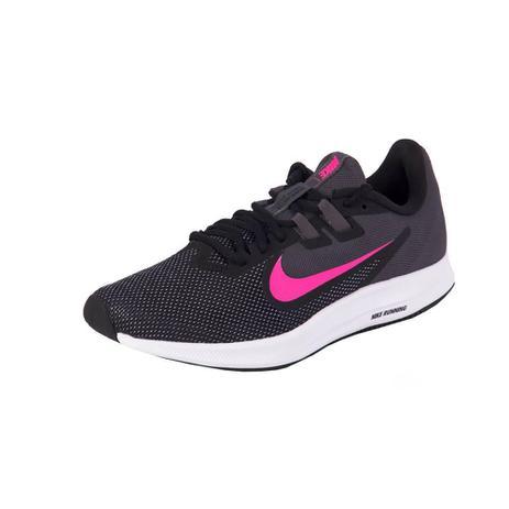 Tênis Nike Downshifter 9 Pretocinzabranco