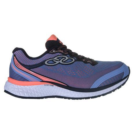 b3590ce8003 Tênis Olympikus Cronnos Feminino Corrida - Caminhada - Tênis de ...