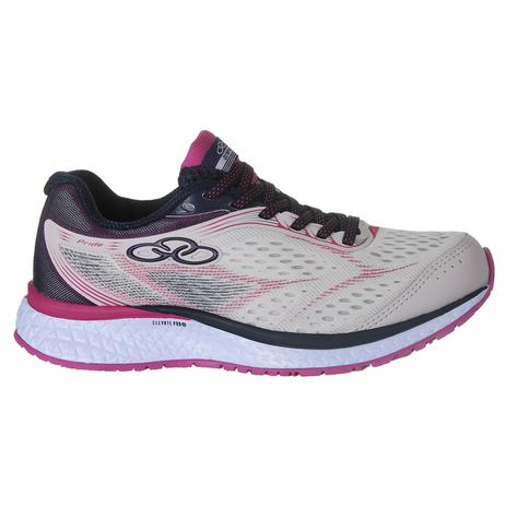 90d3d2dbc7 Tênis Olympikus Pride Feminino Corrida - Caminhada - Tênis de ...
