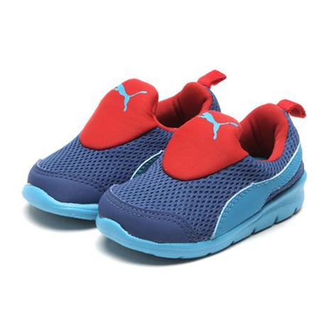 8bc614d577 Tênis puma bao 3 mesh infantil blue - Sapato e tênis de bebê ...