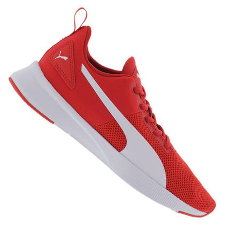 tenis puma vermelho