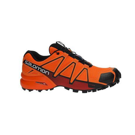 58486ba69 Menor preço em Tênis Salomon Masculino Speedcross 4 Laranja Vermelho 43