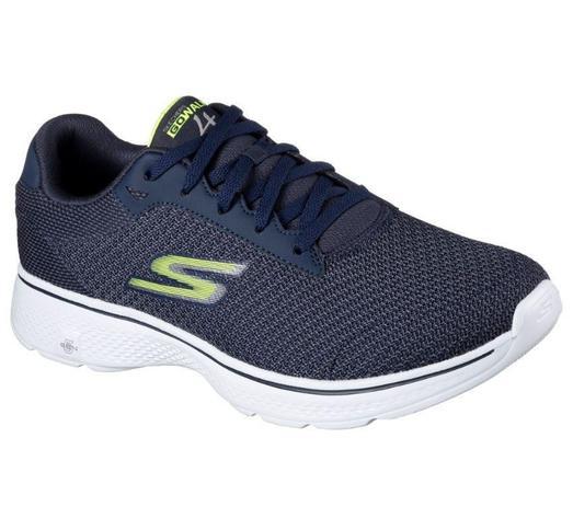f62d7c629 Tenis Skechers Go Walk 4 Masculino 54156-NVLM - Tênis de Corrida ...