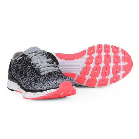 buy online 0e51d aefad Tênis Under Armour Charged Bandit 3 Ombre Feminino