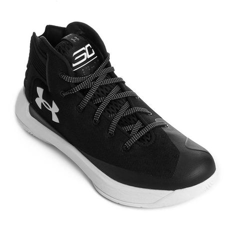 ce22a7c177b Tênis Under Armour de Basquete Curry 3Zero Masculino - Tênis ...