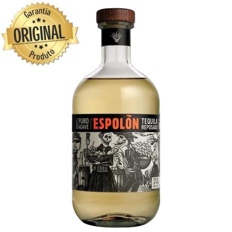 Imagem de Tequila Mexicana Reposado Garrafa 750ml - Espolòn