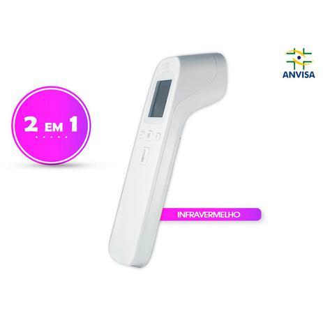 Termometro Laser Digital Infravermelho Febre Testa Corporal Swisscare Shopdng Termometro Digital Magazine Luiza Termometro digital infrarrojo fiebre corporal a distancia. brl