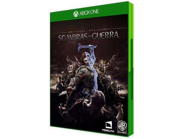 Imagem de Terra Média Sombras da Guerra para Xbox One