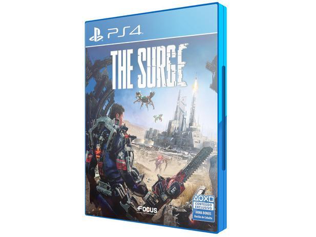 The Surge para PS4 - Focus Home Entertainment - 220V