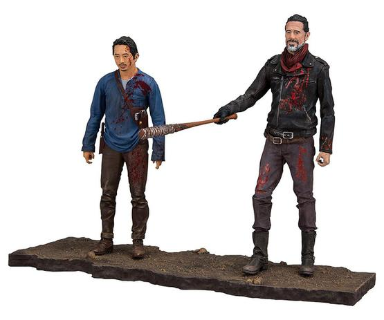 d809274f5c The Walking Dead - Negan Glenn Box Mcfarlane - Mcfarlanetoys ...