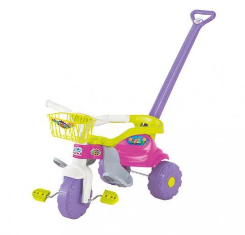 Imagem de Tico Tico Festa Rosa com Aro 2561L - Magic Toys
