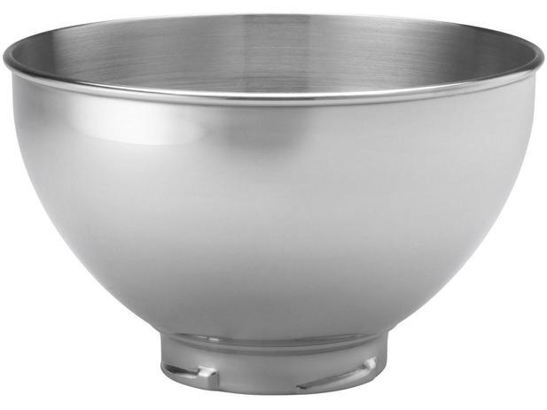 Tigela para Batedeira KitchenAid Inox KIQ02 3L - Redonda
