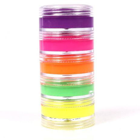 Imagem de Tinta Facial Neon ( Com 5 Cores )