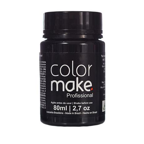 Imagem de Tinta Liquida Profissional Preto  - Color Make