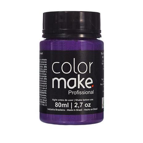 Imagem de Tinta Liquida Profissional Roxo - Color Make