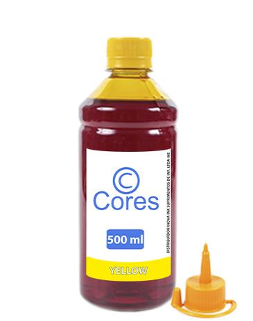 Imagem de Tinta para Epson Ecotank L396 Yellow 500ml Cores