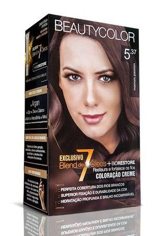 943a35a019a2 Tintura Beauty Color Kit 5.37 marrom passion
