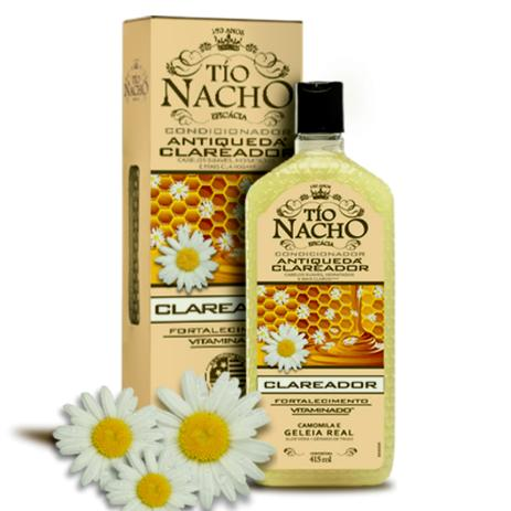 Imagem de Tio nacho condicionador antiqueda clareador 415ml