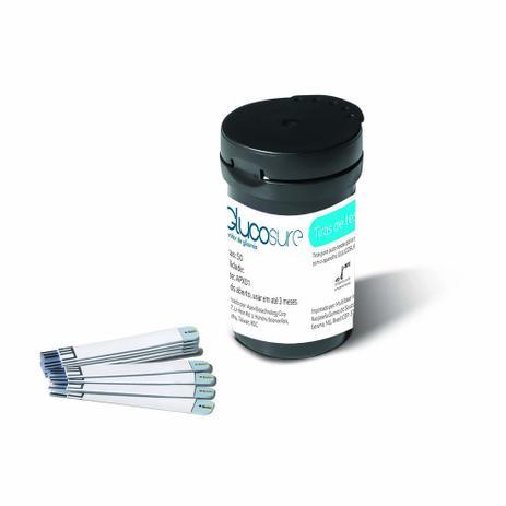 Imagem de Tiras para Medidor de Glicose com 25 unidades Multilaser - HC131
