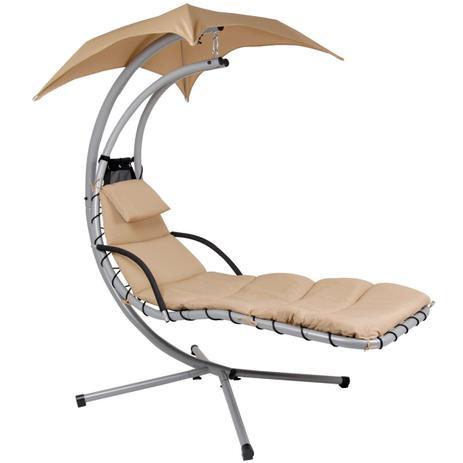 Imagem de Cadeira Balance Aço E Poliéster Suporta Até 120 Kg 9023 Mor