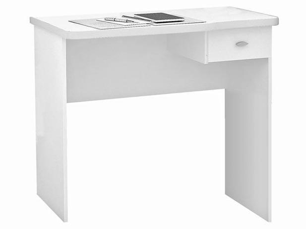 Escrivaninha/Mesa para Computador 1 Gaveta - Politorno Resende 110502 BRANCO