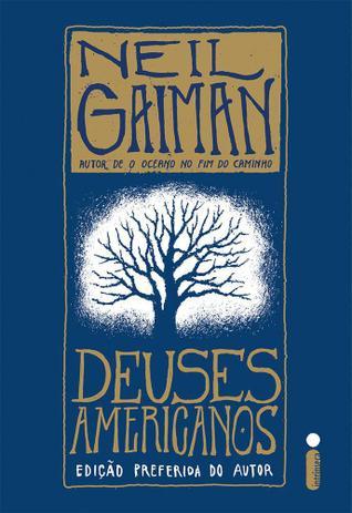 Imagem de Livro - Deuses americanos