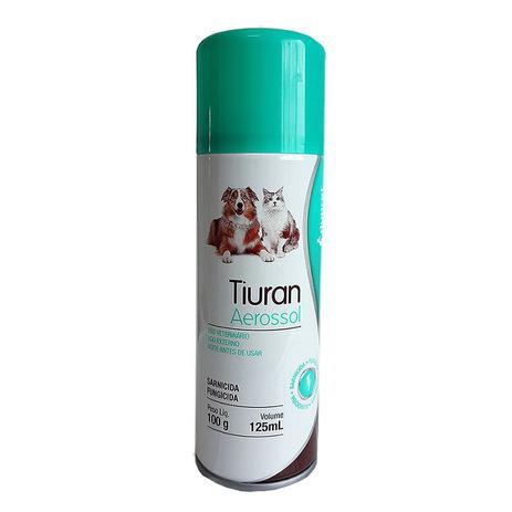 Imagem de Tiuran aerosol 125 ml